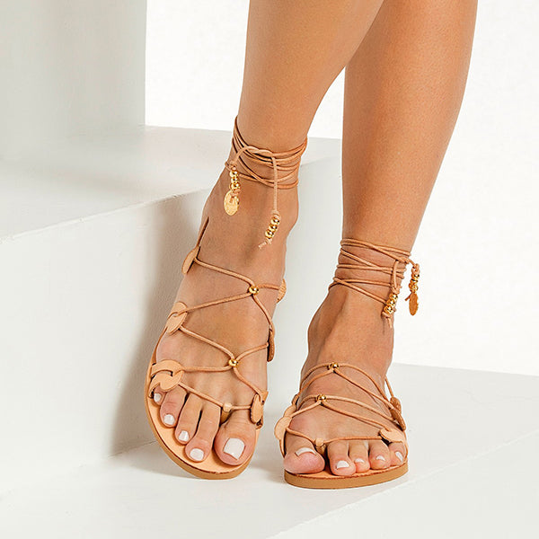 Greek Gladiator Sandals