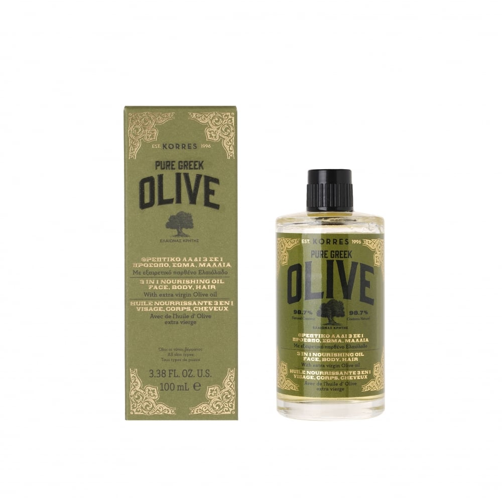 "Korres Pure Greek Olive ""3 In 1"" Nourishing Oil"