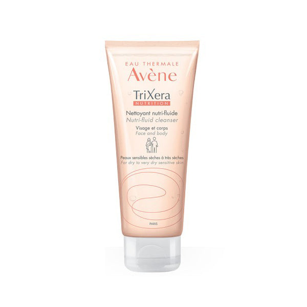 Avene TriXera Light Nourishing Cleanser