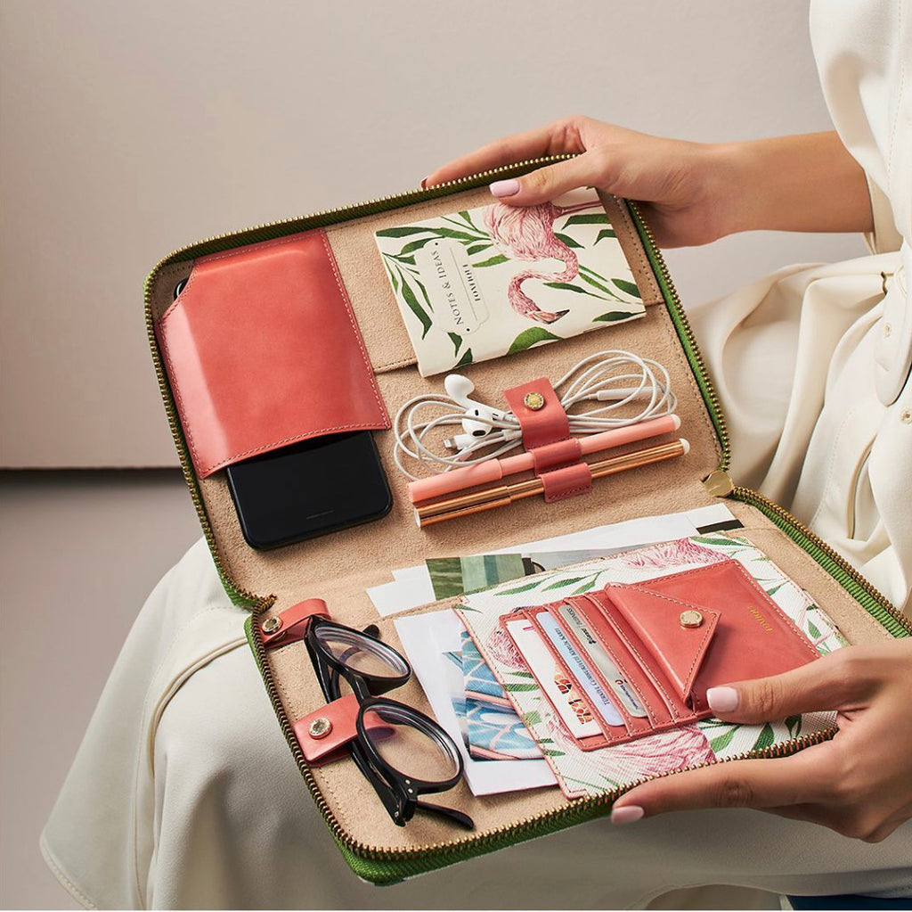 Fonfique Work & Travel Organizer - The Power Chic