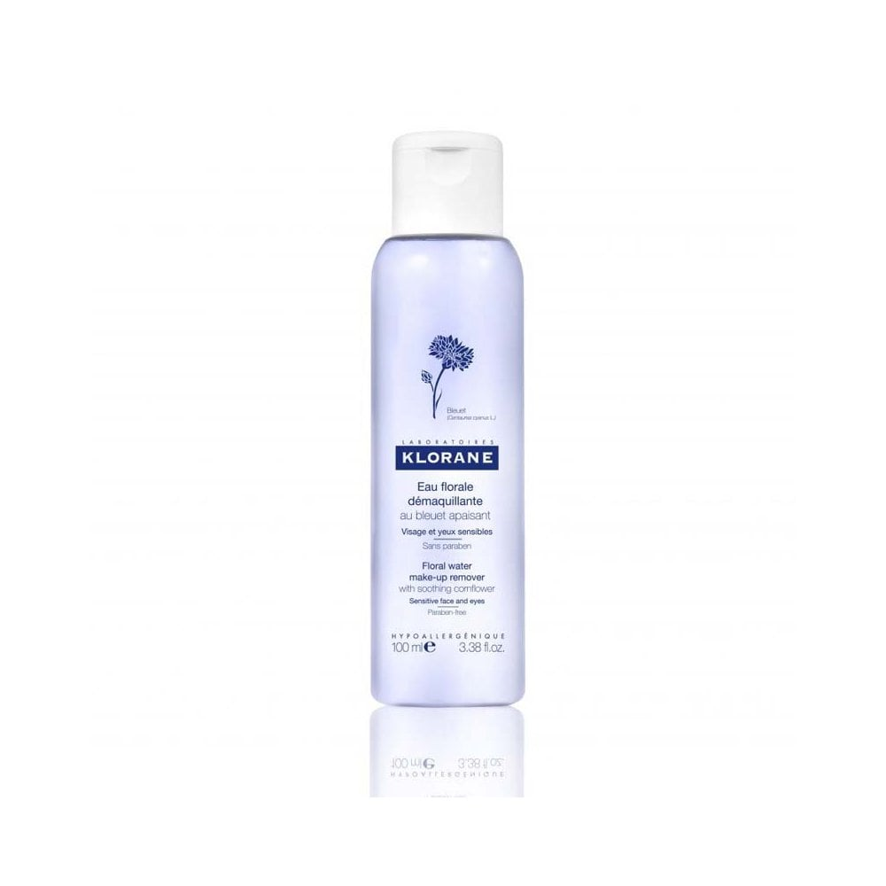 Klorane Floral Water Make-Up Remover- 100ml
