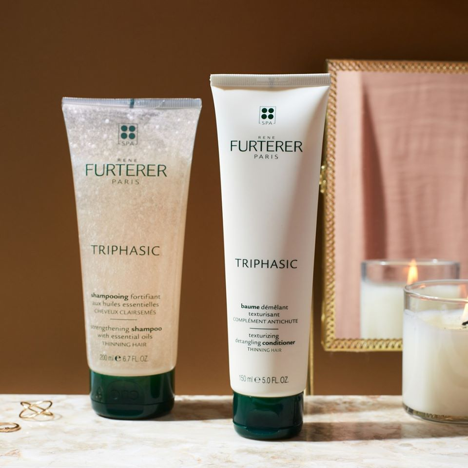Rene Furterer Triphasic Shampoo