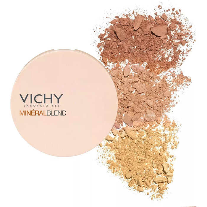 Vichy MineralBlend Healthy Glow Tri-Colour Powder