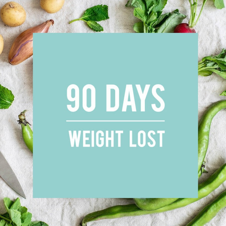90 DAYS WEIGHT LOST eatgoodshop