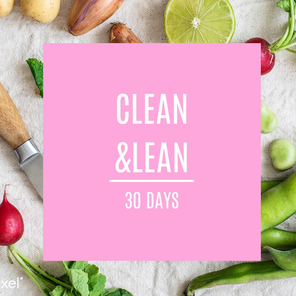 CLEAN & LEAN 30 DAYS eatgoodshop