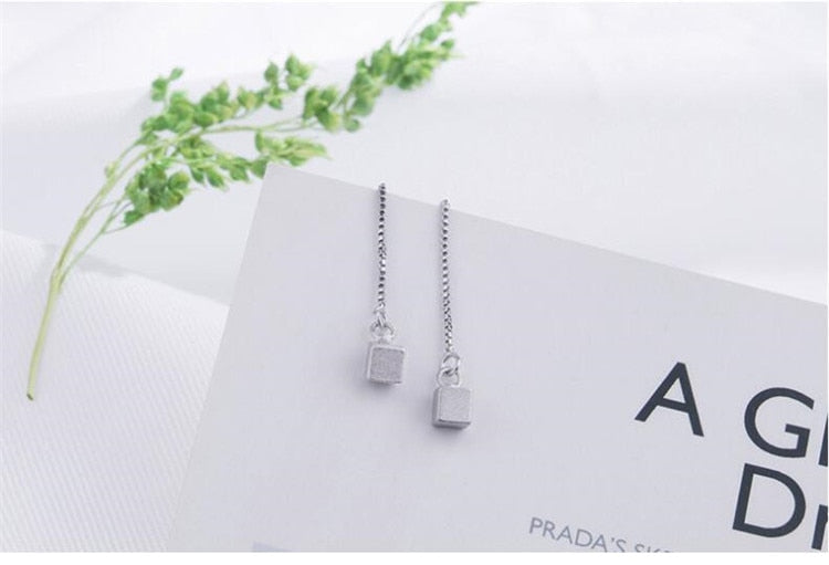 925 sterling silver earrings