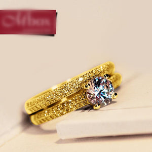 Solitaire Bridal Ring