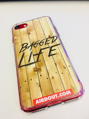 "AirdOut ""Bagged Life"" iPhone Case"