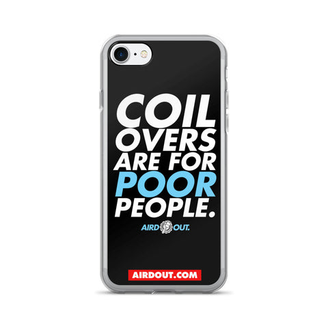 "iPhone ""Coilovers"" 7/7 Plus Case"