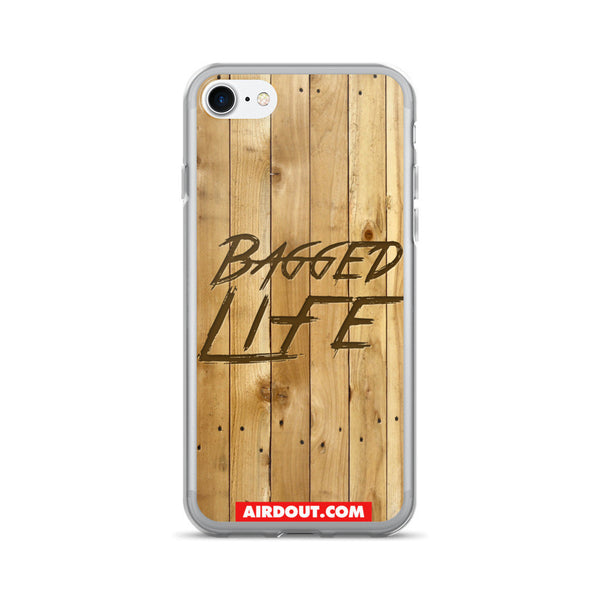 "iPhone ""Bagged Life"" 7/7 Plus Case"