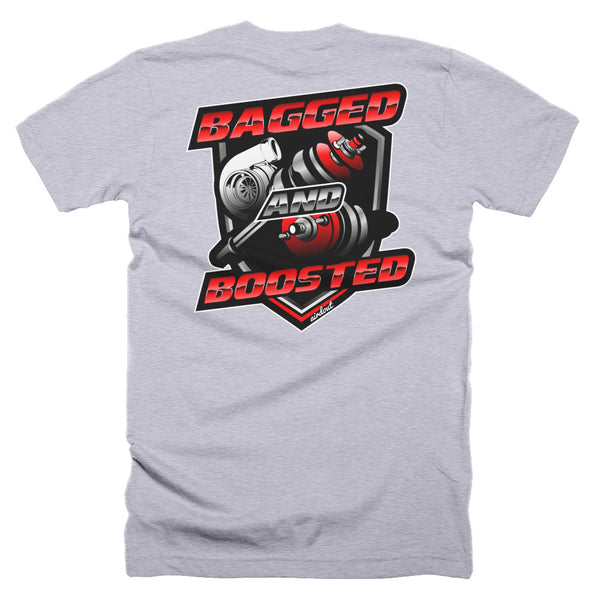 Bagged and Boosted BackPrint T-Shirt!