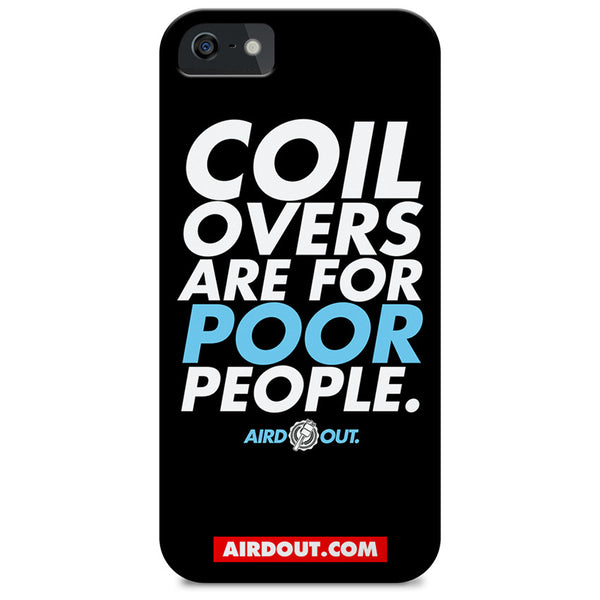 "AirdOut ""Coilovers"" iPhone 6/6+ Case"