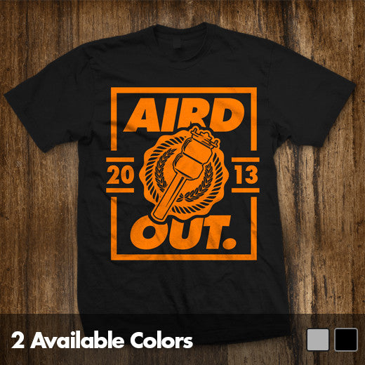 "AirdOut ""Established"" Tee"