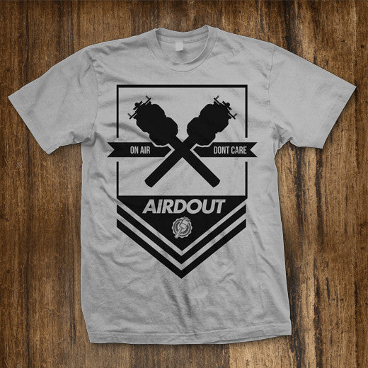 AirdOut Crossbags Tee