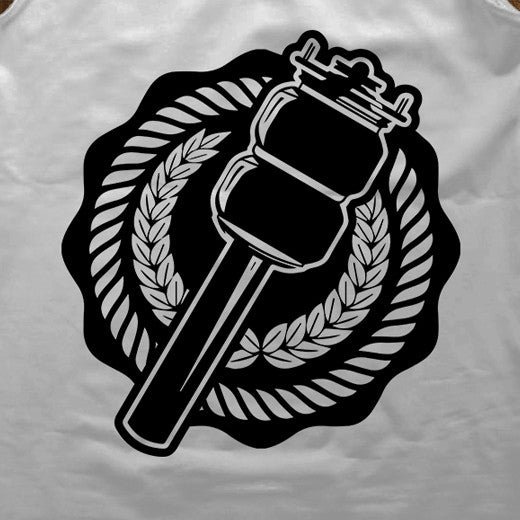 AirdOut Badge Tank