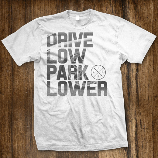 Drive Low Park Lower Stacked T-shirt