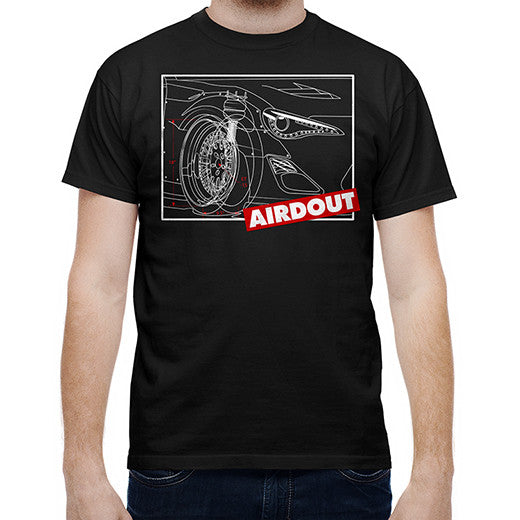 AirdOut Specs Tee Clearance