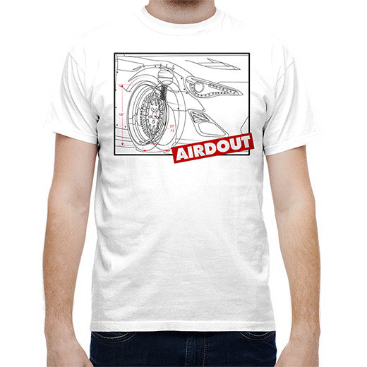 AirdOut Specs Tee