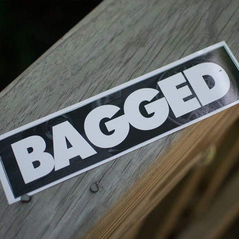 "AirdOut ""Bagged"" Box Sticker"