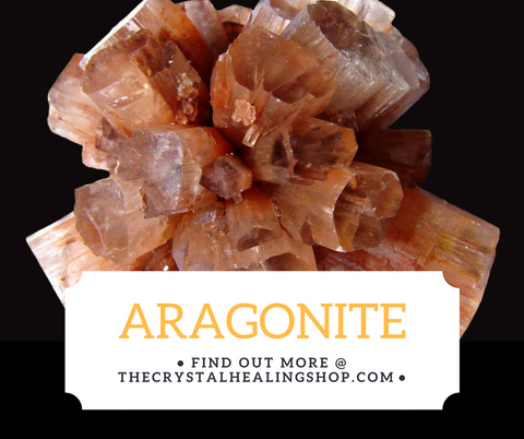 Aragonite Crystal Healing Properties