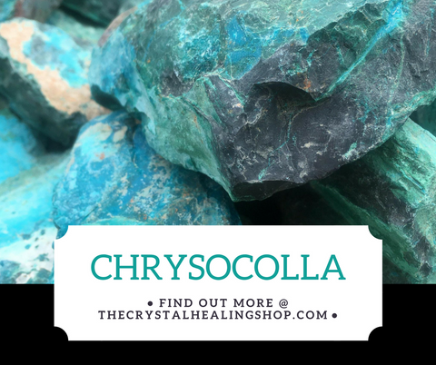 Chrysocolla Crystal Healing Properties