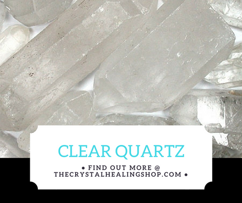 Clear Quartz Crystal Healing Properties