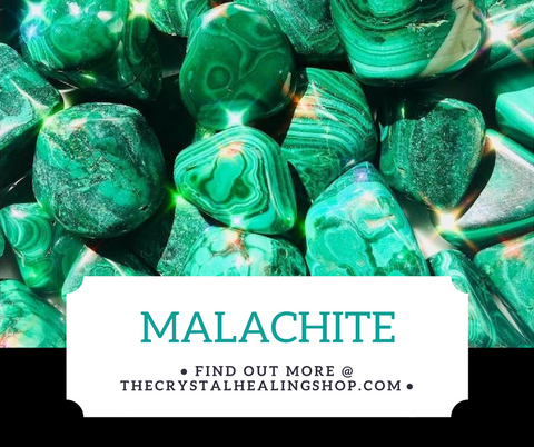 Malachite Crystal Healing Properties