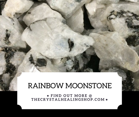 Moonstone Crystal Healing Properties