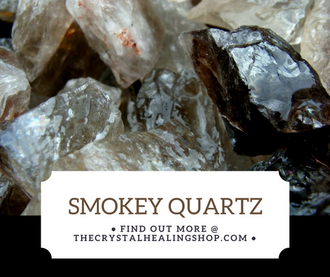 Smokey Quartz Crystal Healing Properties