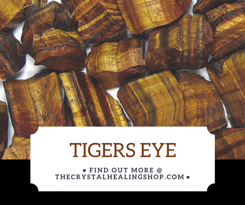 Tigers Eye Crystal Healing Properties