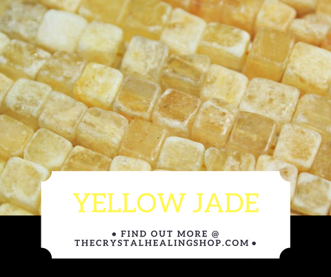 Yellow Jade Crystal Healing Properties