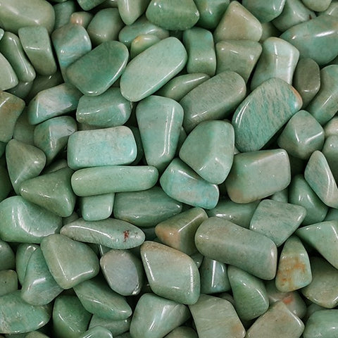 Amazonite Tumbled Stone - 1 Piece
