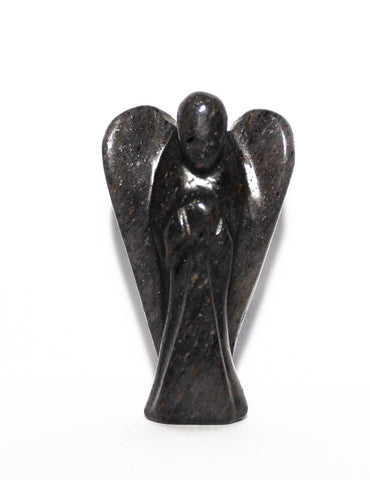 Blue Aventurine Carved Angel - 5 cm