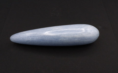 Large Celestite Massage Wand