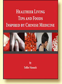 Healthier Living Tips Inspired by Chinese Medicine - Free Ebook - The Crystal Healing Shop