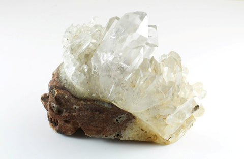 Quartz Cluster - 2 Inches - The Crystal Healing Shop