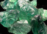Rough Green Fluorite - 1 Piece