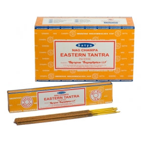 Satya Eastern Tantra Incense Sticks