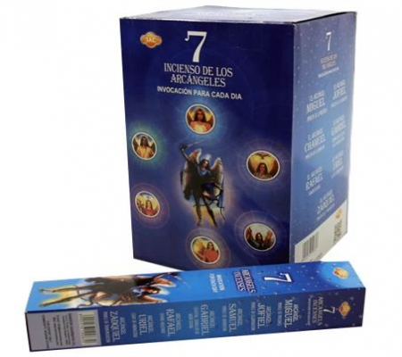 7 Archangel Incense Pack - The Crystal Healing Shop