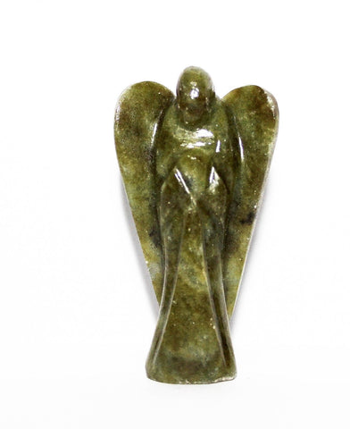 Variscite Carved Angel - 5 cm