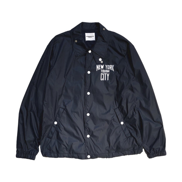 NEW YORK TOUGH CITY coach jacket.