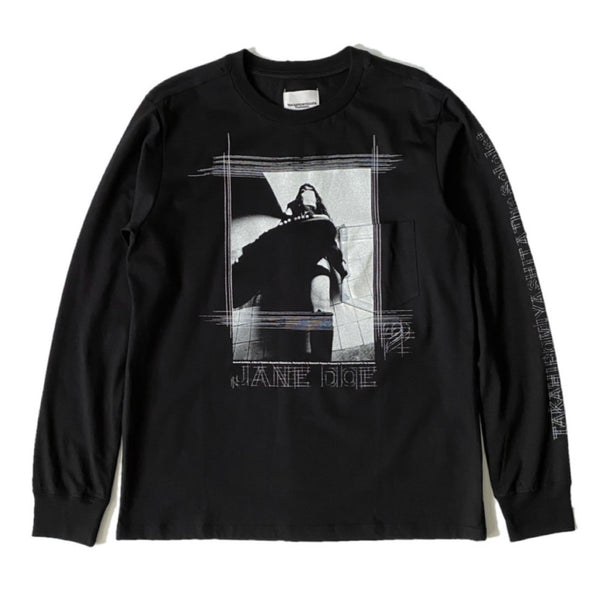 jane doe's portrait.2 (l/s tee)