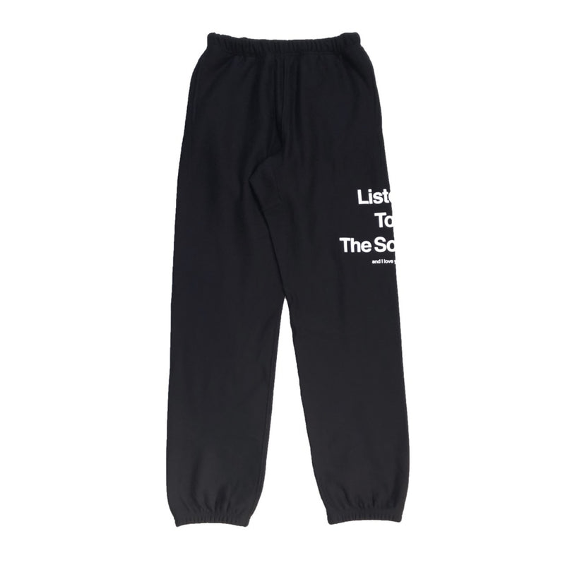 Listen To The Soloist. jogger pant.