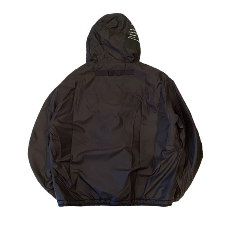 balloon sleeve anorak.