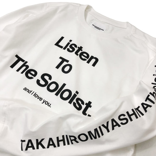 Listen To The Soloist. (l/s)