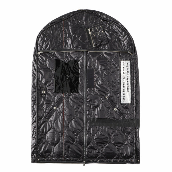 garment case quilted jacket?