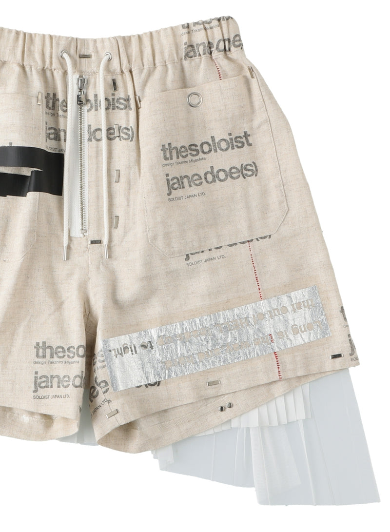 short trunks with lampshade chiffon tulle? -jane doe(s)-