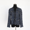 JACKET NAVY TWEED by KELLER