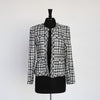 IVORY TWEED JACKET by KELLER