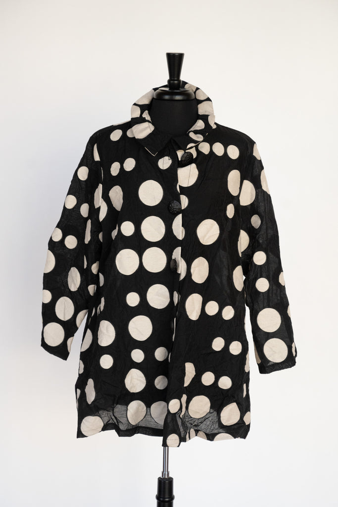 JACKET BIG DOTS BY YUSHI